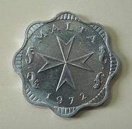 Malta 2 Mils 1972 - Malta