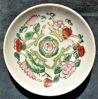 CINA (China): Old Chinese Porcelain Mini Saucer - Arte Orientale
