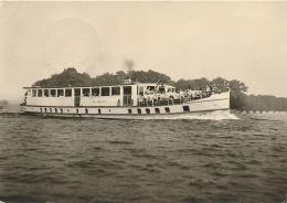 Berlin - Fahrgastschiff Der Weißen Flotte [BCC 343 - Germania