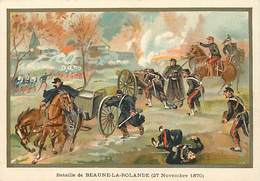 Ref R929- Militaires - Militaria -illustrateur G Germain - Guerre 1870-71- Bataille De Beaune La Rolande - Loiret - - Other Wars