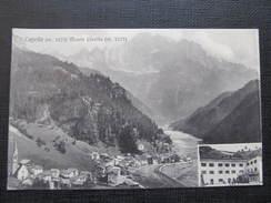 AK CAPRILE ALLEGHE B. Belluno Ca.1920 // D*23693 - Italien