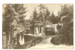 15525    Cpa Grand DONON   : Pierre Drauidique  !  1924 - Other Municipalities