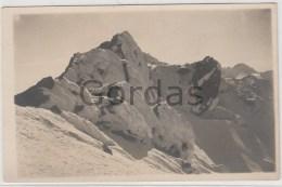 Romania - Sibiu - Cleopatra - Negoi - Alpinisme