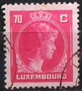 LUXEMBURGO 1944 -1946 Grand Duchess Charlotte. USADO - USED. - Luxemburgo