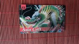 Asia Call Prepaid Belgium (mint,Neuve) 2 Scans - [2] Prepaid & Refill Cards