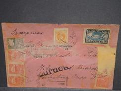ESTONIE - Enveloppe En Recommandé Pour La Suisse En 1920 - L 7451 - Estonie