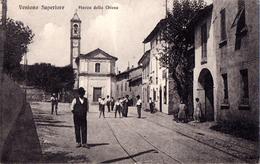 AP103  VENIANO SUPERIORE - COMO FP NV EPOCA 1920/25 - Como