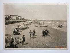 Postcard Senigallia La Sorridente Spiaggia  Between Ancona & Fano Marche By A Perillo Senigallia  My Ref B2998 - Senigallia