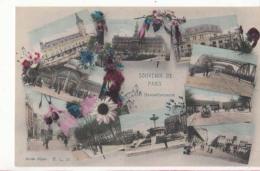 Dep  75 - Paris XII - Souvenir De Paris 12eme Arrondissement   : Achat Immédiat - District 12