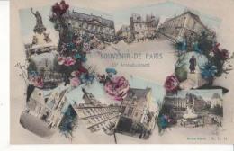 Dep  75 - Paris III - Souvenir De Paris - 3eme Arrondissement    : Achat Immédiat - District 03