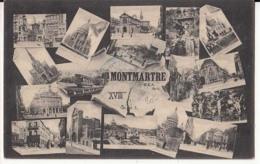 Dep  75 - Paris XVIII - Souvenir De Paris - 18 Eme  Arrondissement    : Achat Immédiat - District 18