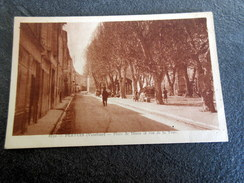 CPA Animée - PERTUIS (84) - Place De Diane Et Rue De La Tour - 1932