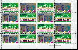 Canada KB 768 - 769 Nationalhymne Of Canada Postfrisch MNH *** - Nuevos