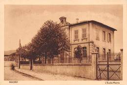 57 - Magny - L'Ecole-Mairie - Francia