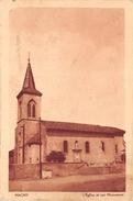 57 - Magny - L'Eglise - Le Monument - Francia
