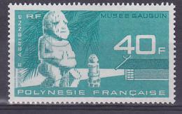 Polynésie PA  12 Musée Gauguin Neuf Avec Trace De Charnière* MH Con Charmela Cote** 18.5 - Neufs