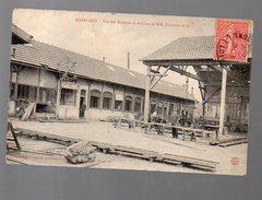 Genelard (71 Saone Et Loire) Vue Des Bureux MM Fournier Et Fils  1907 (PPP4612) - Andere Gemeenten