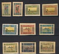 1919 -:- Azerbaïdjan - Symboles Nationaux - Série Complète Neuve * Et ** - Voir Scans -