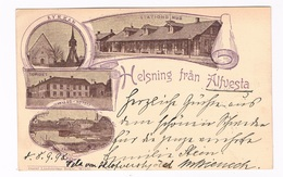 SC-1494   ALVESTA : Helsing Fran - Zweden