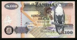 Sambia - Zambia 2006, 100 Kwacha - Erhaltung II - CK 03 8239396 - Zambie