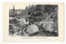 SERVERETTE (cpa 48)   La Truyère à Chaldoreille -  - L 1 - Sonstige Gemeinden