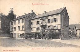 90-¨GIROMAGNY- L'HÔTEL DU SOLEIL ET GARAGE - Giromagny