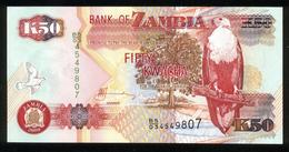 Sambia - Zambia 2009, 50 Kwacha - UNC - BS 03 4549807 - Sambia