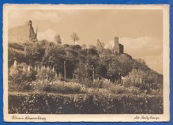Deutschland; Gerolstein; Ruine Löwenburg; Bild2 - Gerolstein