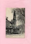 D1404 - CREMIEU - 38 - Avenue Des Tilleuls Et L'Eglise - Crémieu