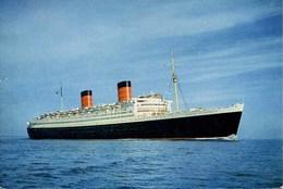SHIPPING - J ARTHUR DIXON -  RMS QUEEN ELIZABETH Ship77 - Steamers