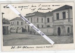 MORTARA -RICOVERO DI MENDICITA - Pavia