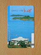 Japon Japan Free Front Bar, Balken Phonecard - 110-1816 / Landscape - Japan
