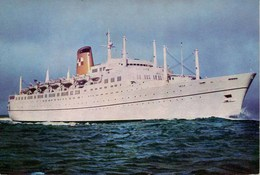 """SHIPPING - CANADIAN PACIFIC LINER """"EMPRESS OF CANADA"""" Ship89 - Steamers"""