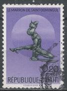 Haiti 1968. Scott #587 (U) Monument To The Unknown Maroon * - Haïti