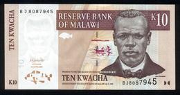 Malawi 2004, 10 Kwacha - UNC - BJ8087945 - Malawi