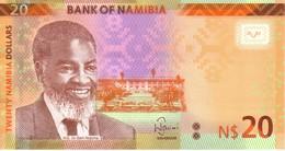 NAMIBIE   20 Namibia Dollars  Emission De 2015   *****  BILLET  NEUF  ***** - Namibie