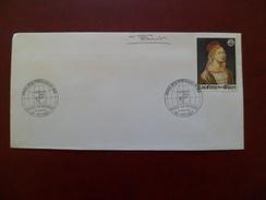 LettreN°2090 Dürer Philexfrance92 Cachet Illustré Jeunesse Puteaux 16/6/1982 Signée G. Bétemps Graveur & Dessinateur TB - Expositions Philatéliques
