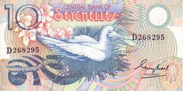 SEYCHELLES   10 Rupees  Non Daté (1983)   Pick 28    ***** QUELITE AUNC- ***** - Seychelles