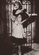 CPM  Marlène Dietrich - Femmes Célèbres