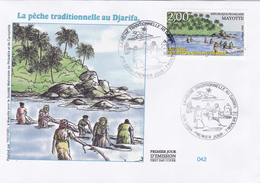 FDC N° 59 - Covers & Documents