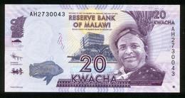 Malawi 2012, 20 Kwacha - UNC - AH2730043 - Malawi