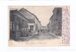 5.   VIGNORY  -  Grande  Rue  -  Vue  Prise  Du  Lavoir - Vignory