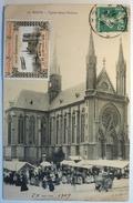 EGLISE SAINT THOMAS - MARCHÉ - REIMS - Reims