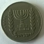 Monnaies - Israel - 1/2 Lira - (1963-1979) - - Israel