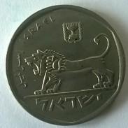 Monnaies - Israel - 5 Lirot - (1978-1979) - - Israel