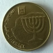 Monnaies - Israel - 10 Agorot - (1985-2016) - - Israel