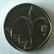 Monnaies - Israel - 1 New Sheqel - (1986-2000) - - Israel