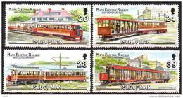 ISLE OF MAN 1993 Centenary Of Manx Electric Railway - Isla De Man