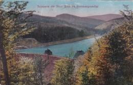 Talsperre Der Stadt Brüx Im Hammergrundtal - Tschechische Republik