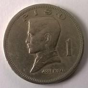Monnaies - Philippines - 1 Piso 1972 - - Philippines